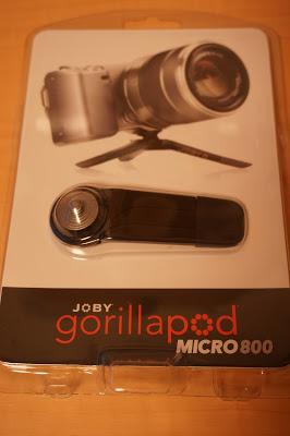 ゴリラポッド・マイクロ800は旅の必需品!ミラーレスカメラ愛用者なら持っておくべきアイテム