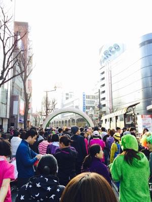熊本城マラソン、前日〜完走までの流れ