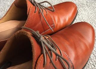 革靴を手入れするようになって、靴に対する愛着が段違いに上がった